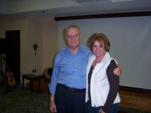 Me and Dallas Willard